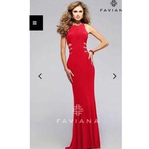 Faviana 7820 Prom Dress